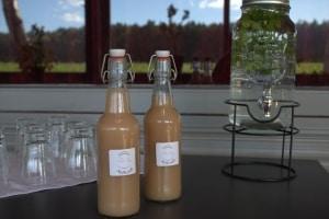 Seminare auf dem Seemoorhof: Wasse, Säfte, Kaffee und Tee zur Erfrischung