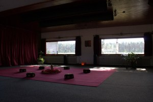 Meditationsraum auf dem Seemoorhof in 29640 Schneverdingen